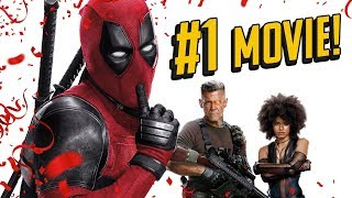 Deadpool 2 Sets R-Rated Global Record - Charting with Dan!