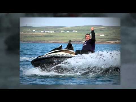 Charity Jet Ski to France
