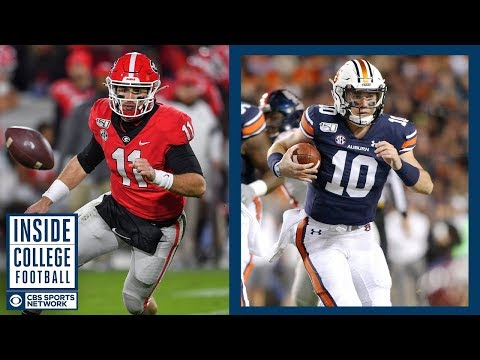 Dan's Football Page - HERE IS AN AUBURN VS GEORGIA PREVIEW FROM CBS INSIDE COLLEGE FOOTBALL