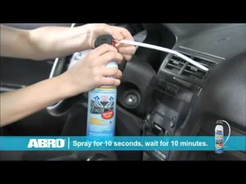 A C Vent Deodorizer Youtube