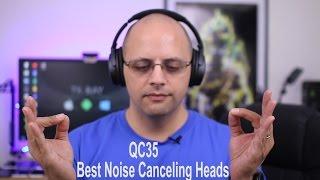 Bose Quiet Comfort Qc35 Review (The Best ?!?!?) #Verizon