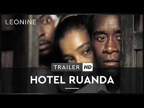 Trailer do filme Hotel Ruanda