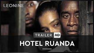 Hotel Ruanda - Trailer (deutsch/englisch)