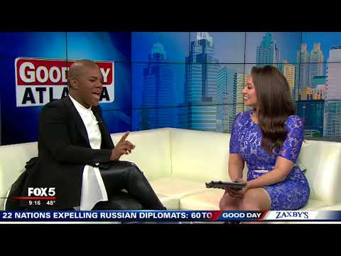 'Miss Lawrence' on Good Day Atlanta