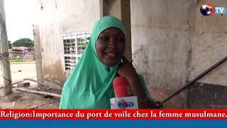 RELIGION: Importance du port de voile chez la femme musulmane