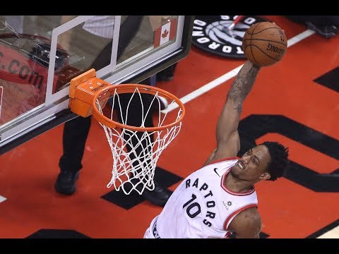 DeMar DeRozan's 10 Nastiest Raptors Dunks | B/R Countdown