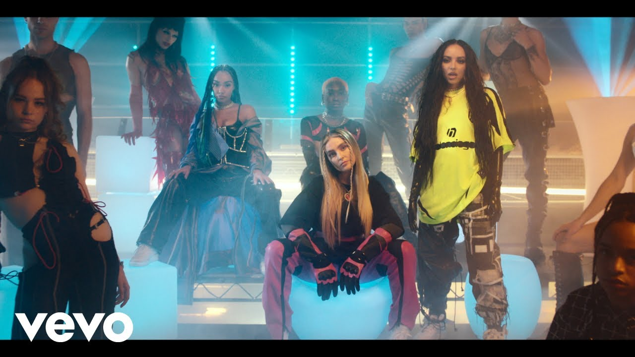 Download Little Mix - Confetti (Official Video) ft. Saweetie