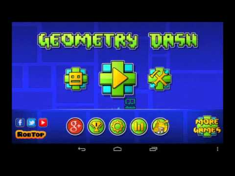 Видео: Geometry Dash  Пукан горит как вулкан