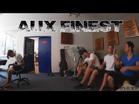 STUDIO VLOG | BehindAXF #auxfinest | German English subtitles