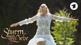Making-of: Hochzeit Alicia und Viktor | Sturm der Liebe