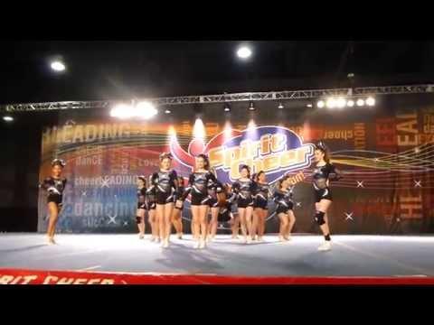 Superstars (ECE CT), Spirit Cheer 2014