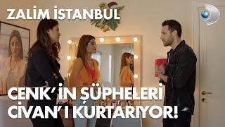 Cenk'in şüpheleri, Civan'ı kurtarıyor! - Zalim İstanbul 4. Bölüm