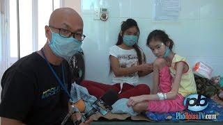 Cô gái bị lao phổi Nguyễn Tuyết Nhi và hoàn cảnh cần được giúp đỡ ra sao?