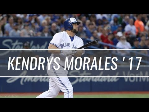 Kendrys Morales - Toronto Blue Jays - 2017 Highlight Mix HD