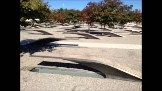 The Pentagon Memorial Visit