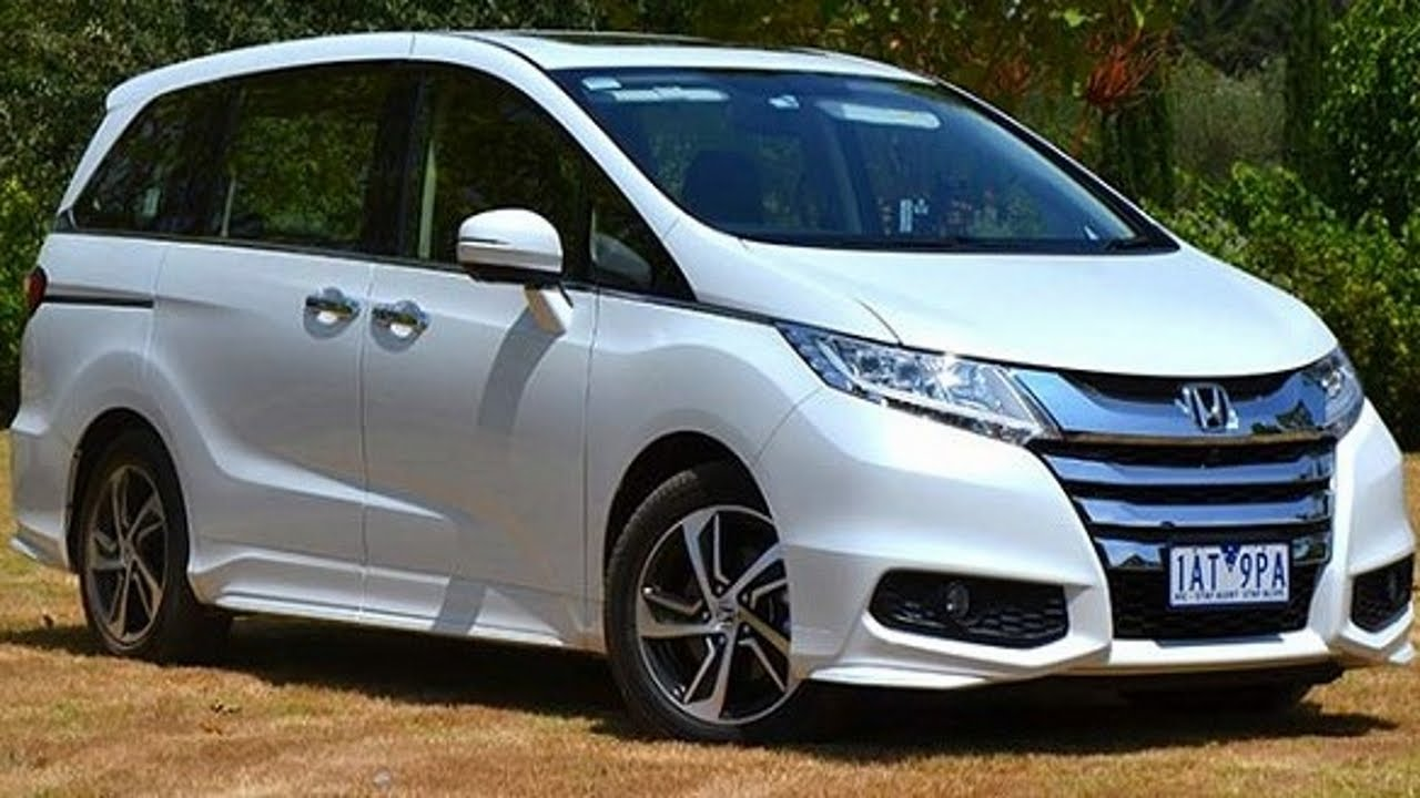 Top New Car 2016 Honda Odyssey Rear Design