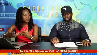 Is Radio Biafra Agitating For A Division In Nigeria? [CallBack Segment 18 July 2015]