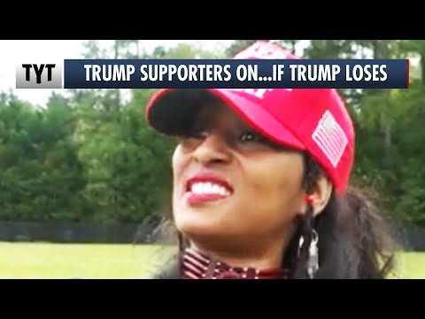 Trump Supporters On...If Trump Loses