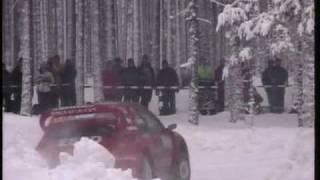 Swedish rally 2004