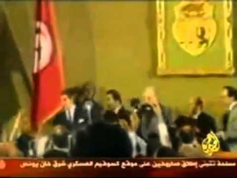 Zine El Abidine  Ben Ali VS Nahdha