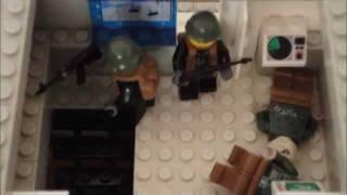 lego call of duty 4 cargo ship