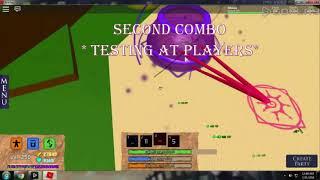 Top 3 Best Chaos Element Combos | Elemental Battlegrounds - HD Mode (Menu Settings)