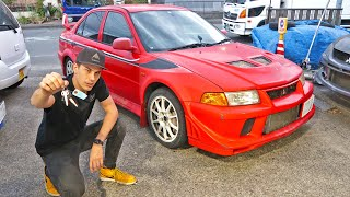 Download ANOTHER ULTRA RARE EVO 6.5 TME!