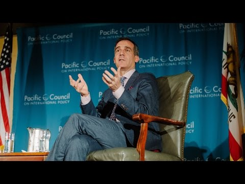 L.A. Mayor Eric Garcetti on the State of the Global City