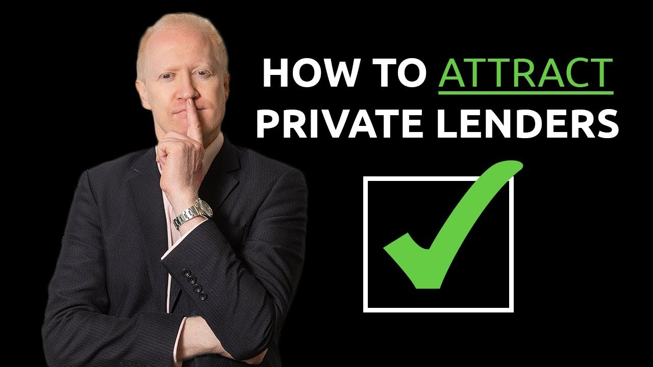 How to Attract Private Lenders to Fund Your Property Deals | Simon Zutshi