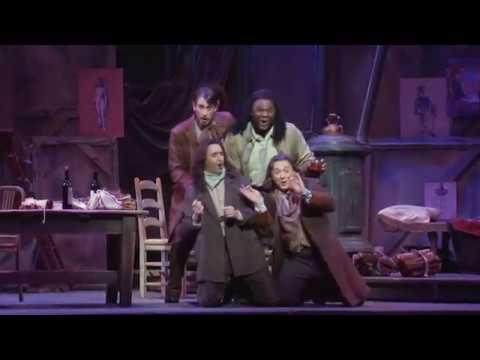 Puccini's La bohème at Houston Grand Opera