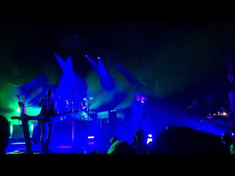 The Fray - Singing Low - Moore Theater, Seattle (10/15/16)