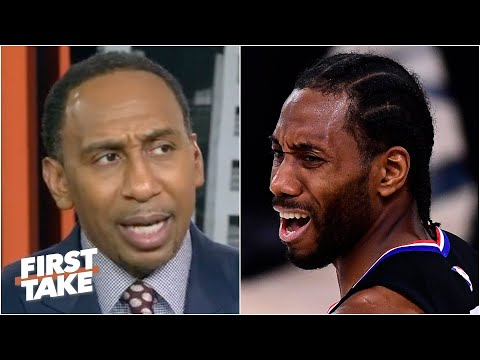 Let's hold Kawhi accountable -Stephen A. on the Clippers parting ways with Doc Rivers | First Take