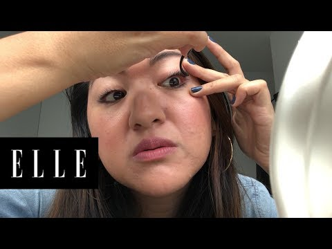 Can Lashify DIY Lash Extensions Last Three Days?   To The Test   ELLE