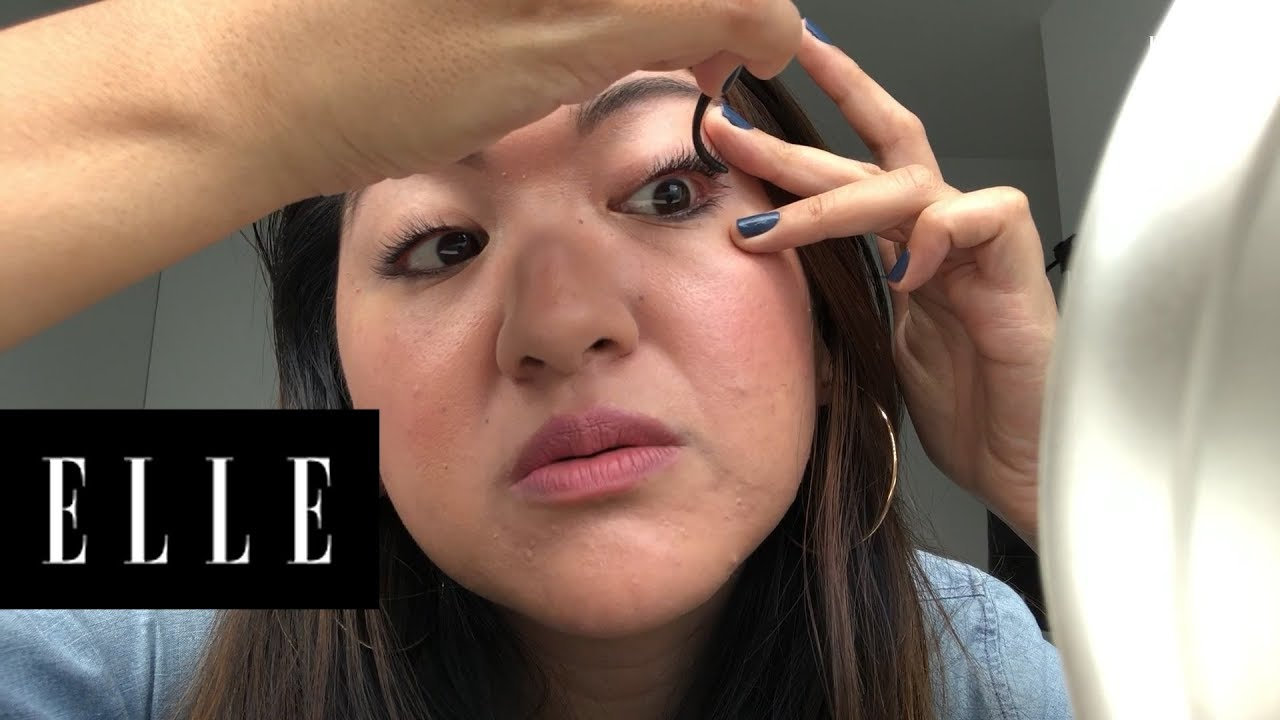 f23ceb49ccf Can Lashify DIY Lash Extensions Last Three Days? | To The Test | ELLE