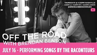 Off The Road w/ Brendan Benson: Performing Songs by The Raconteurs YouTube Videos