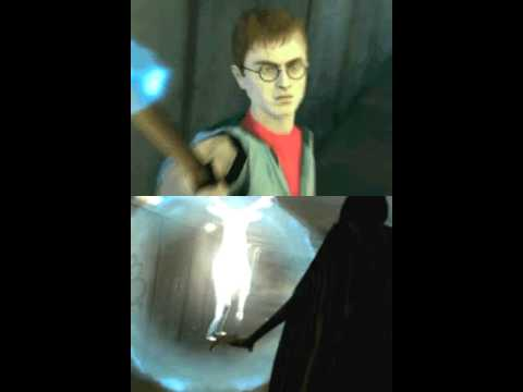 Harry Potter and the Order of the Phoenix (DS) - TAS to game crash