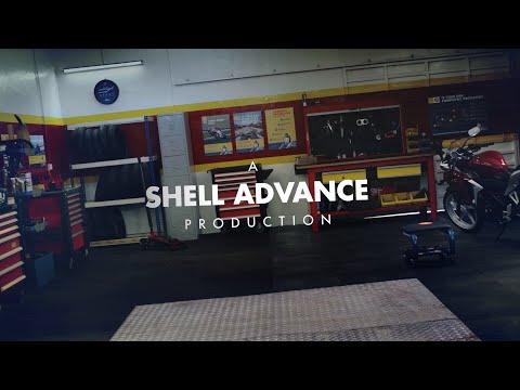 Shell Advance Masterclass - DIY OIL CHANGE