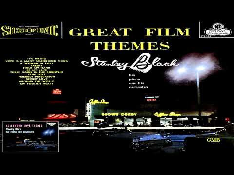 Stanley Black  Great Film  Themes  GMB