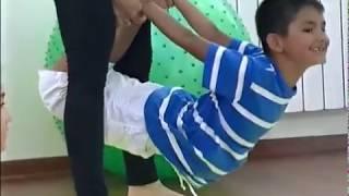 видео уроки детской йоги