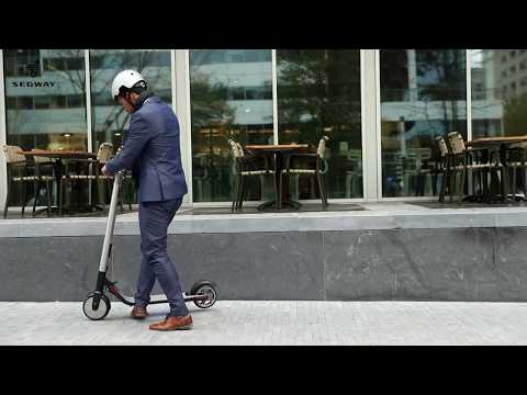 Buy the Segway Ninebot ES4 Kick Scooter MAX Speed 30 km/h
