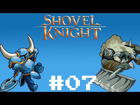 Shovel Knight (3DS) -- Part 7: Planet of Ice - Stranded Ship/Polar Knight