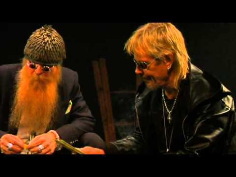 ZZ Top- Poker Scene Excerpt (Documentary Footage)
