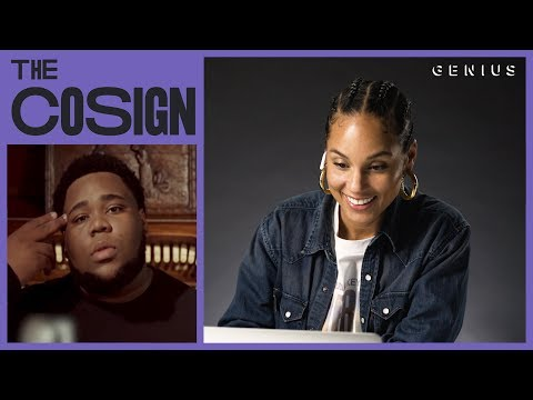 Alicia Keys Reacts To New Music Videos (Rod Wave, Griselda, Ama Lou) | The Cosign