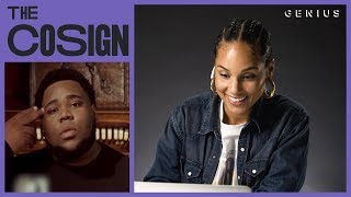 Alicia Keys Reacts To New s (Rod Wave, Griselda, Ama Lou) | The Cosign