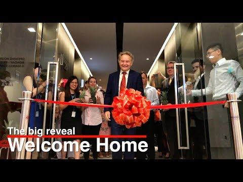 Singapore Office Opening 2017