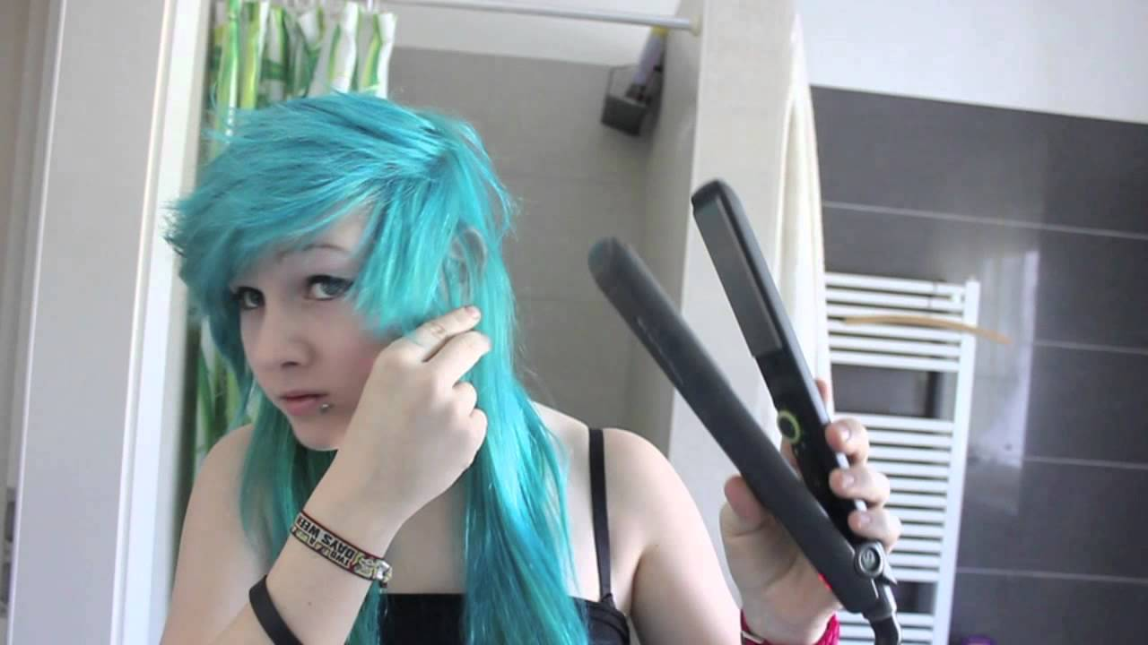 Jasi Misaki Destiny How I Get My Hair So Fluffy Youtube