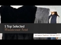 5 Top Selected Waistcoat Vest Amazon Fashion, Winter 2017