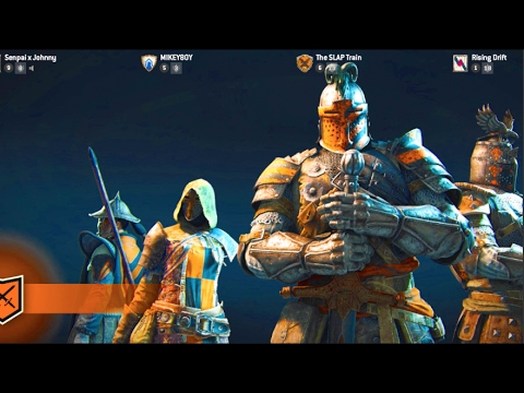 For Honor 4v4 Online w/Crew First Impressions! Is It Worth $120??