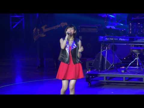西内まりや 7 WONDERS / 2014.12.28 RISING福島復興支援コンサート 舞浜アンフィシアター