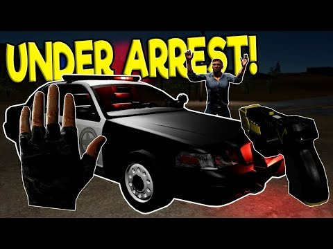 POLICE CALLOUT & MAKING ARREST IN VR! - Police Enforcement VR Gameplay - Oculus VR Game